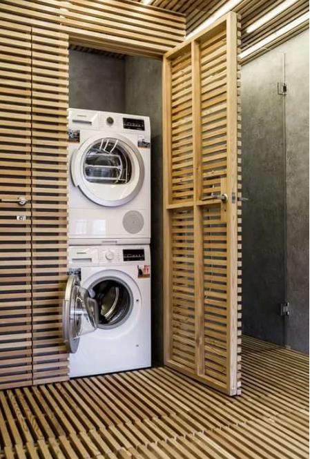 Шкаф для стиральной машины 9