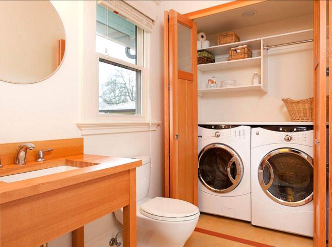 Шкаф для стиральной машины 7