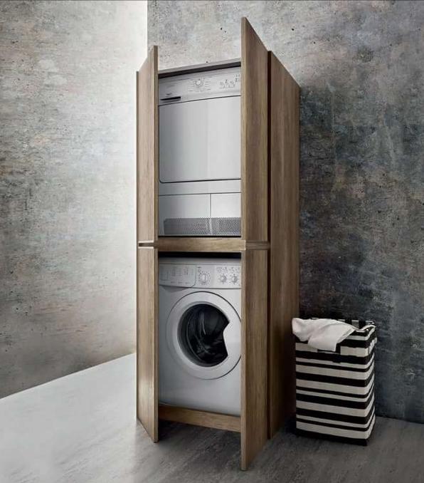 Шкаф для стиральной машины 6
