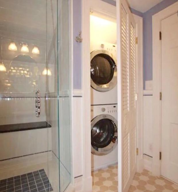Шкаф для стиральной машины 5