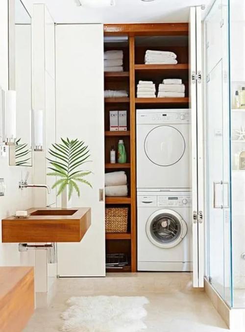 Шкаф для стиральной машины 4