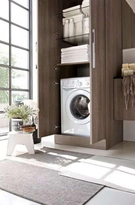 Шкаф для стиральной машины 3