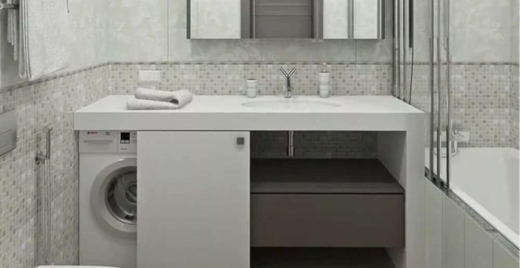 Шкаф для стиральной машины 2