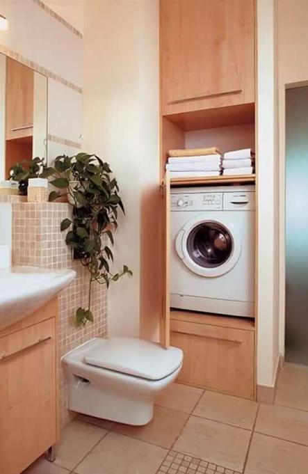 Шкаф для стиральной машины 1