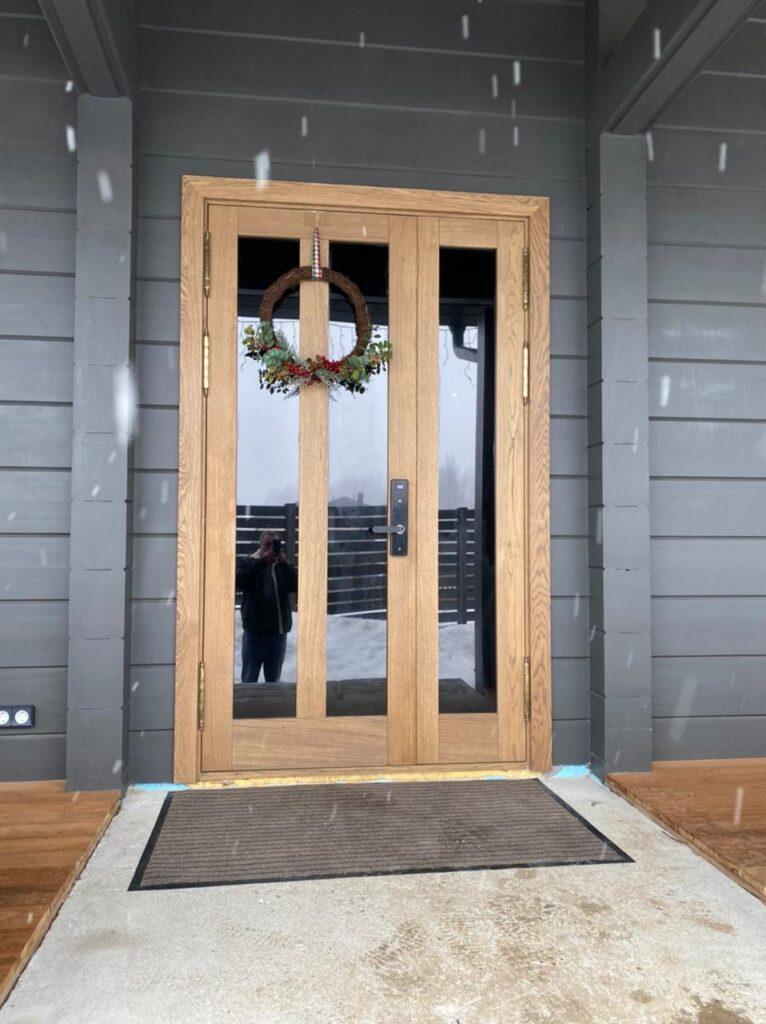 Двери входные 14